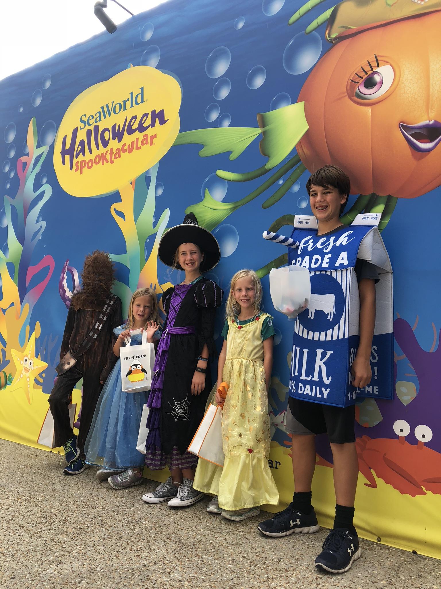 Halloween Spooktacular Seaworld.Seaworld Orlando Halloween Spooktacular Top 4 Things You